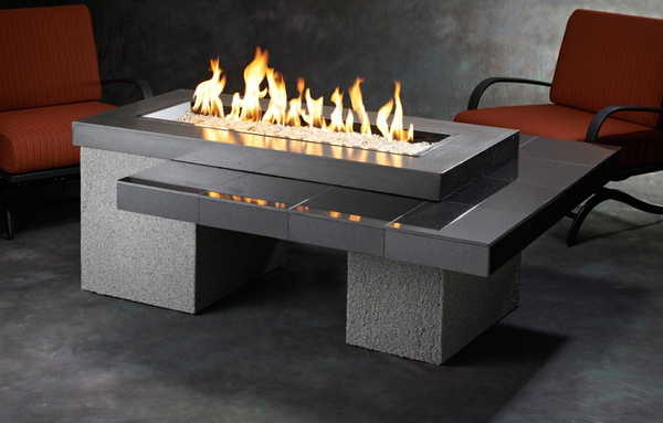 Uptown Propane Fire Pit Table For Sale Online Furniture Store