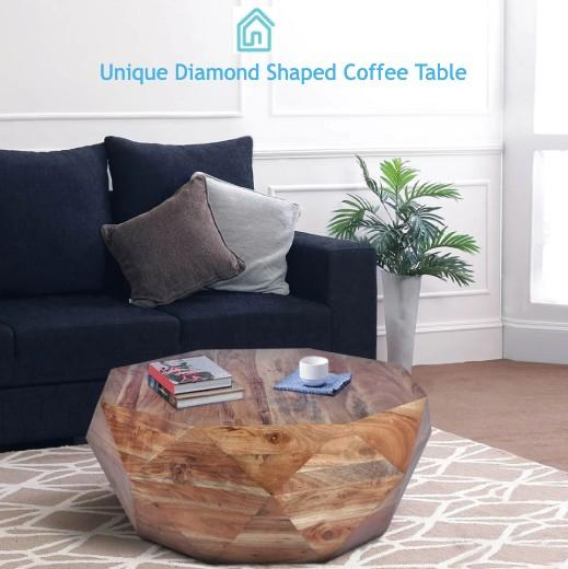 Acacia Wood Coffee Table For Sale Online Modern Furniture Store