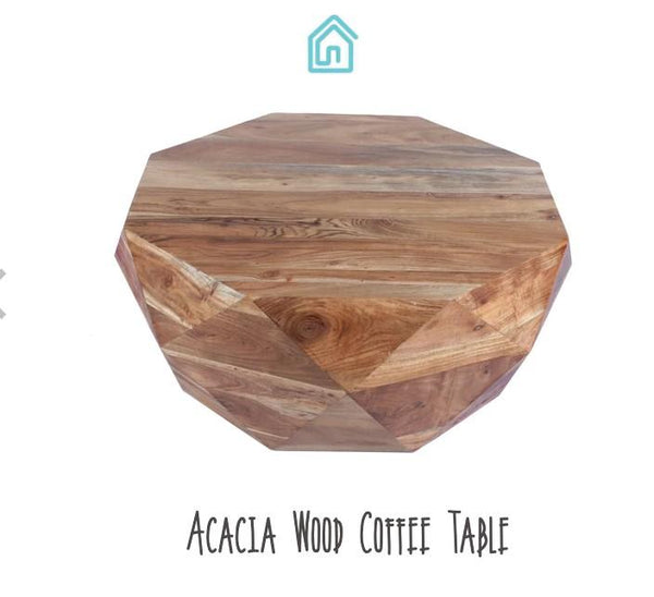 Modern Furniture Sale Acacia Wood Coffee Tables