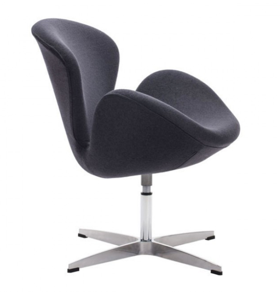 Pori Gray Arm Chair Accent Chair For Sale Online Furniture Store