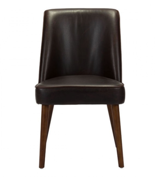 Kennedy Faux Leather Dining Chairs For Sale Online Furniture Store