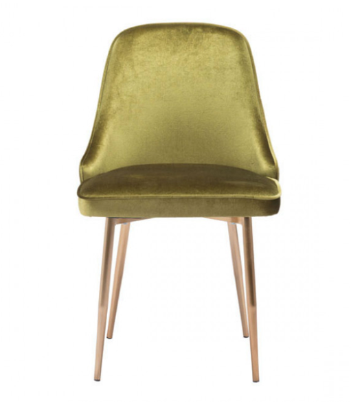Mid Century Modern Velvet Dining Chairs For Sale Online Furniture