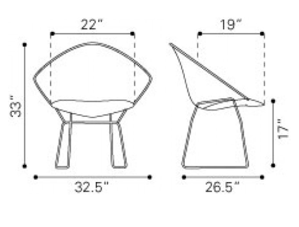 Metal Dining Chairs For Sale Online Furniture Store Modern Furniture