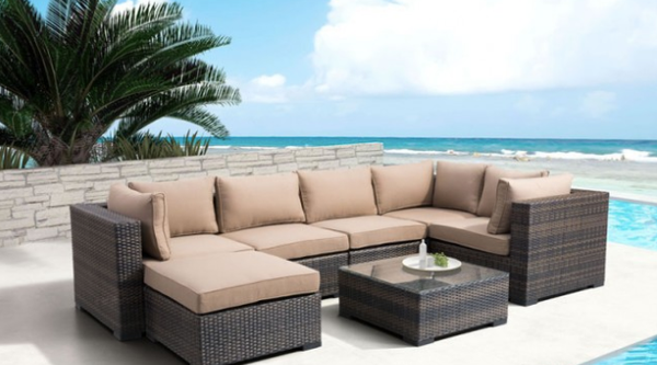 Bocgrande Chairs Synthetic Outdoor Patio Furniture