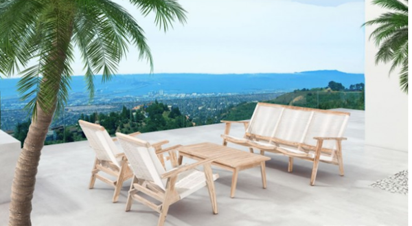 Dealer Pricing Zuo Modern Southport Patio Furniture Collection