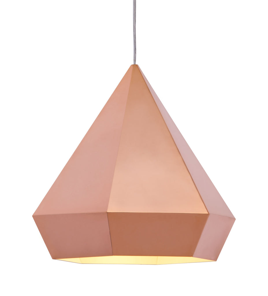 Gold Geometric Shape Farmhouse Ceiling Light Forecast Ceiling Lamp