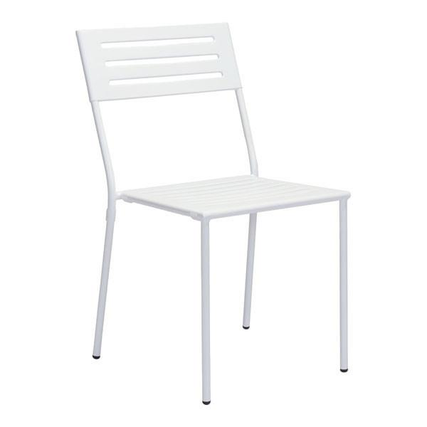 WALD DINING CHAIR WHITE (Set of 2)