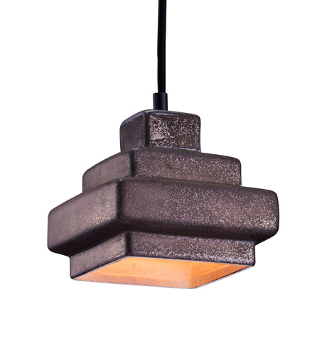 Ascending Square Shaped Farmhouse Ceiling Light Wellingston Lamp