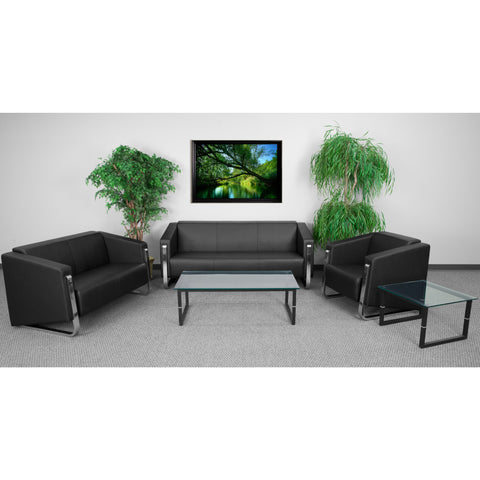 Flash Furniture Hercules Gallant Reception Set