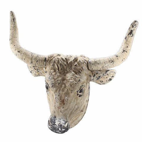 Decorative Ox Head Wall Decor For Sale Online Furniture Store