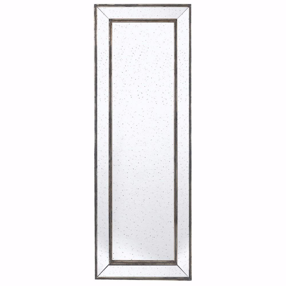 Elongated Mirror With Broad frame