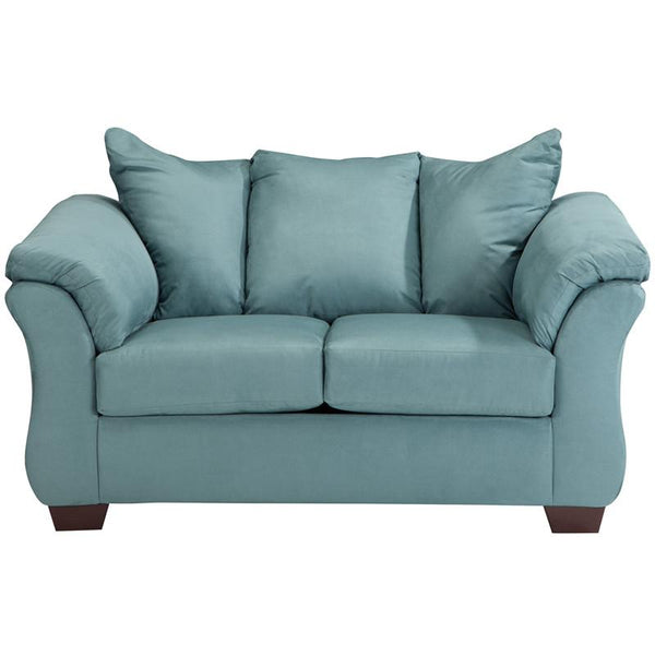 Microfiber Loveseats Signature Design By Ashley Online Furniture Store