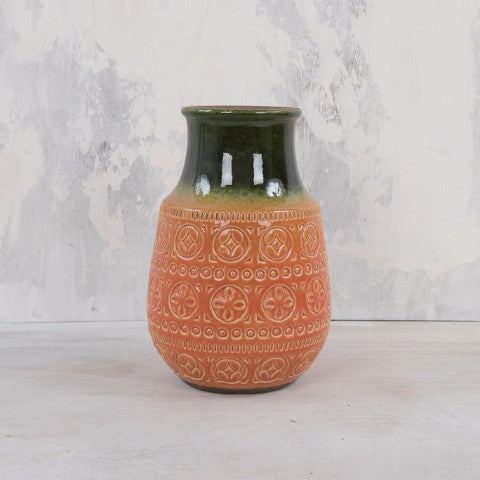 ian snow ethically sourced fair trade handmade large vase
