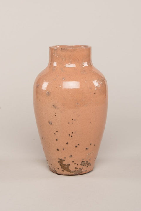 IAN SNOW ETHICALLY SOURCED FAIR TRADE EARTHENWARE VASE