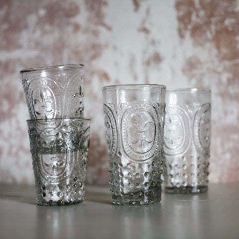 nkuku ethically sourced sustainable handmade fairtrade homeware and gift recycled glass cups