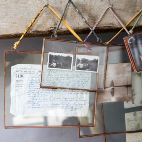 nkuku ethically sourced hand made sustainable fairtrade homeware and gift hanging photo frames