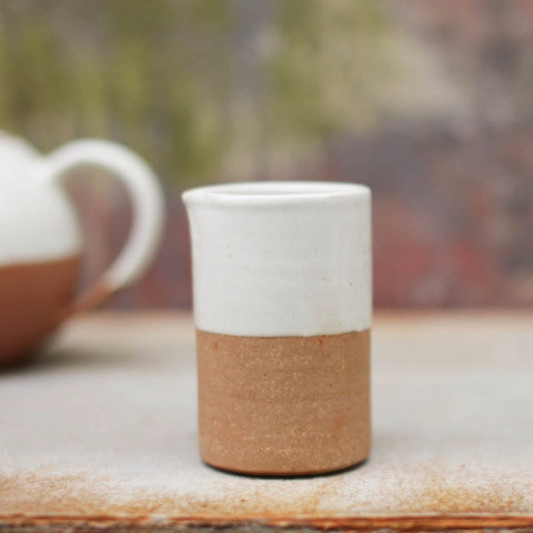 nkuku ethically sourced fair trade handmade ceramic homeware and gift jug