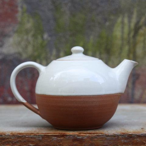 nkuku ethically sourced fair trade ceramic homeware and gift teapot