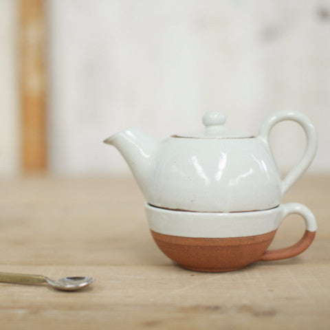 nkuku ethically sourced fair trade hand made ceramic homeware and gift teapot and cup