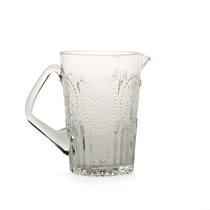 MADRE GLASS PITCHER