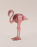 IAN SNOW STANDING FLAMINGO