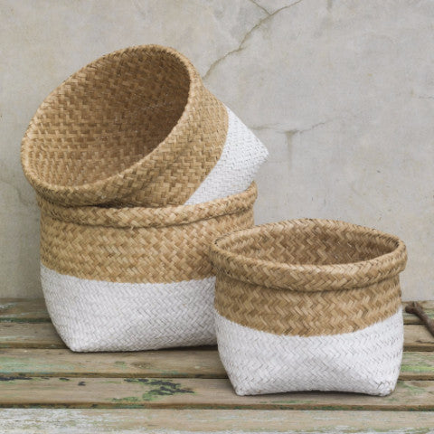 DASSIE ARTISAN ETHICALLY SOURCED FAIR TRADE HOMEWARE AND GIFT HANDWOVEN BASKETS
