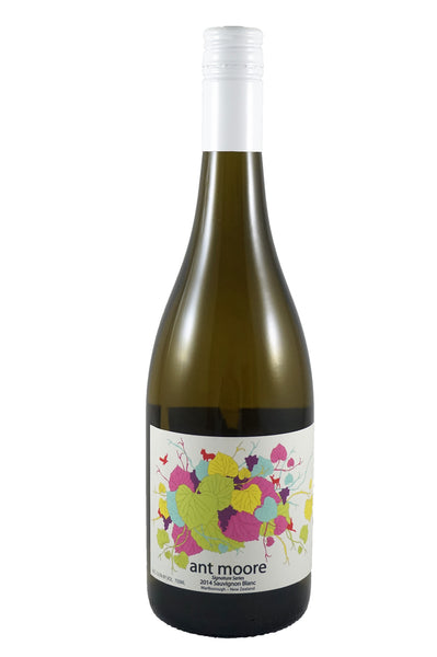 2014 Ant Moore Sauvignon Blanc, Marlborough, New Zealand