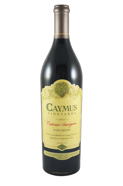 2014 Caymus, Cabernet Sauvignon, Napa Valley, California, USA