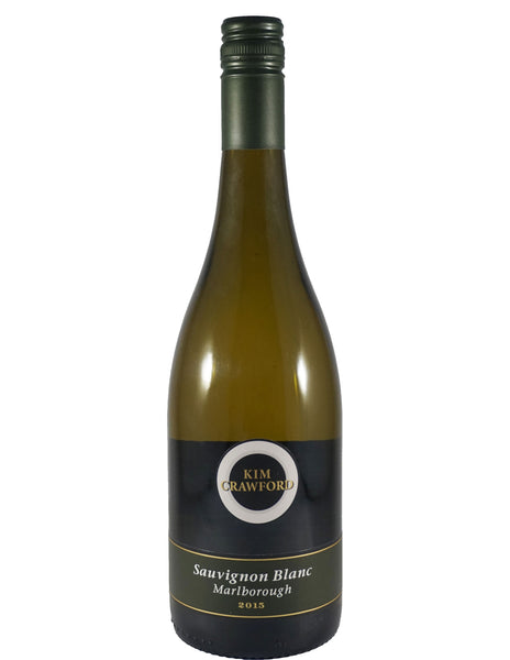 2015 Kim Crawford, Savignon Blanc, Marlborough, New Zealand