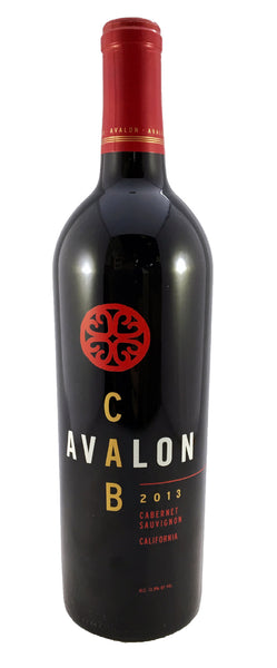2013 Avalon Cabernet Sauvignon, California, USA