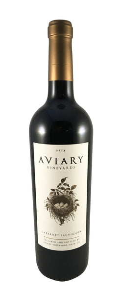 2013 Aviary Cabernet Sauvignon, Napa Valley, USA