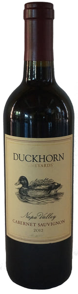 2012 Duckhorn Vineyards Cabernet Sauvignon, Napa Valley, USA