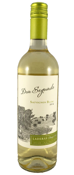 2016 Don Segundo Sauvignon Blanc, Central Valley, Chile