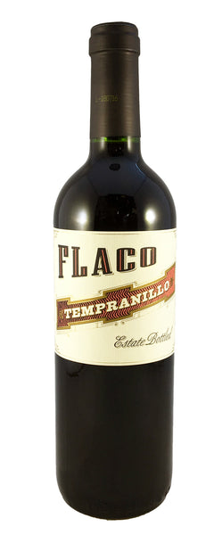 2015 Flaco Tempranillo, Madrid, Spain