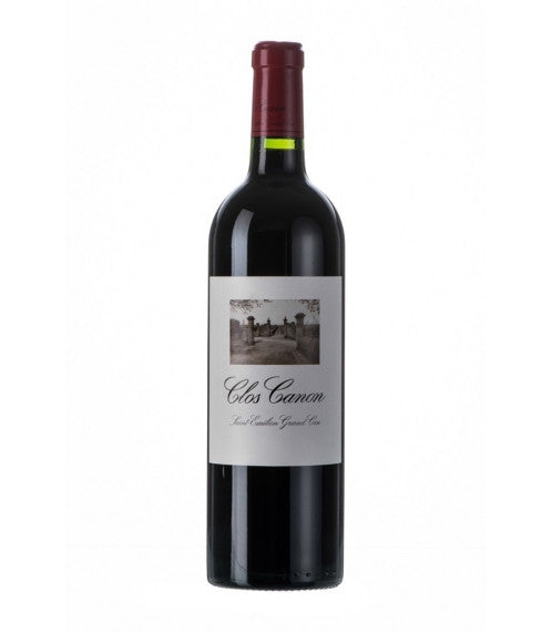 2010 Clos Canon Saint Emilion Grand Cru Bordeaux
