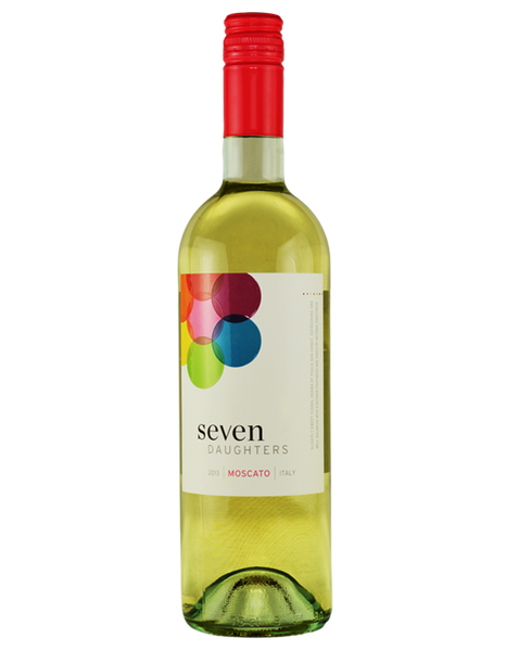 2014 Seven Daughters Moscato, Italy