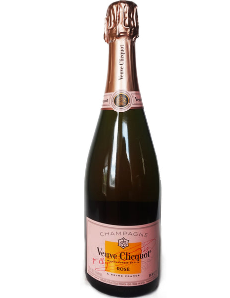 Veuve Clicquot Brut Rose Champagne, France