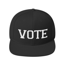 Load image into Gallery viewer, Vote Snapback Hat