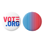 #VoteReady Button Pack