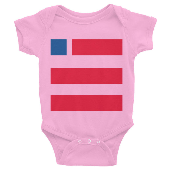 Infant Onesie - Square Logo