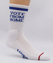 Load image into Gallery viewer, Vote From Home Socks