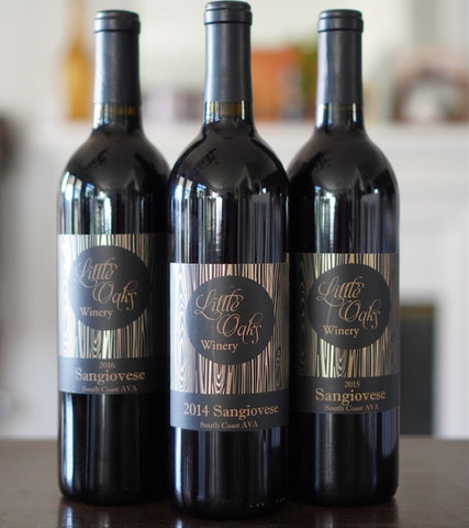 Sangiovese Vertical Bundle