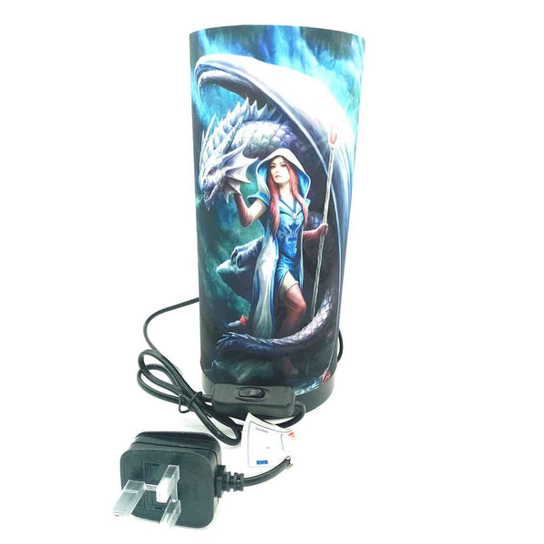 Dragon Mage Lamp
