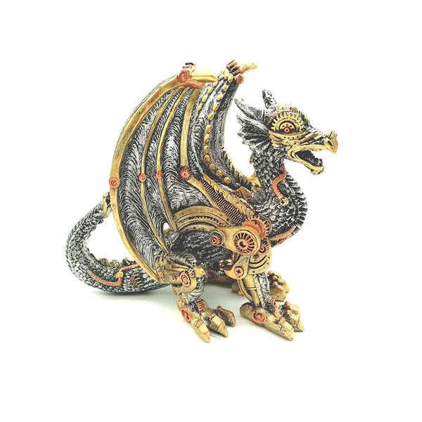 Mechanical Protector Dragon