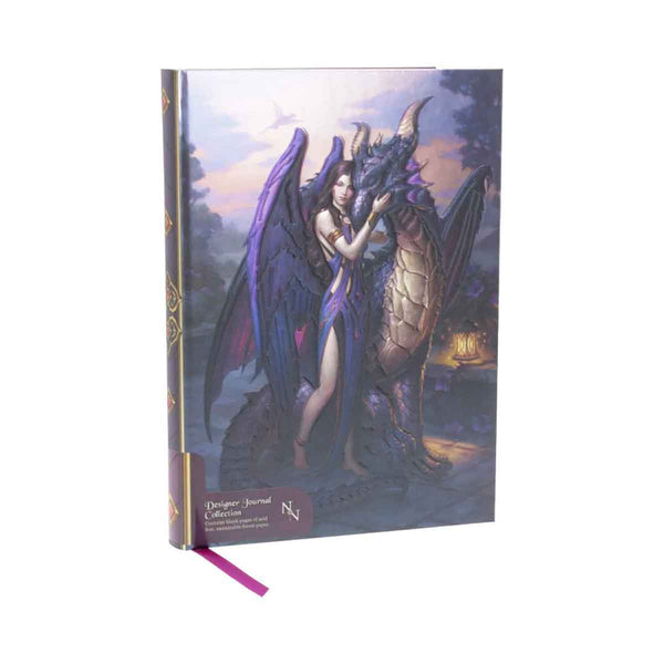 Embossed Journal Dragon Sanctuary (JR) 17cm