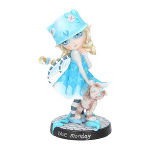 Blue Monday Figurine