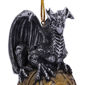 Balthazar hanging ornament 10.16cm