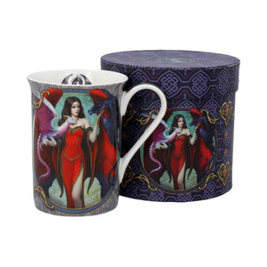 Dragon Mistress Mug in Box