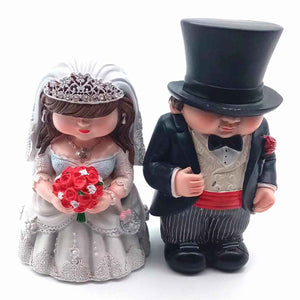 Mini Me Hubby And Wifey Set