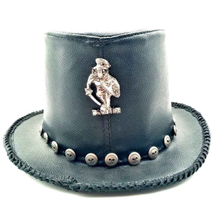 Steampunk Hat Black